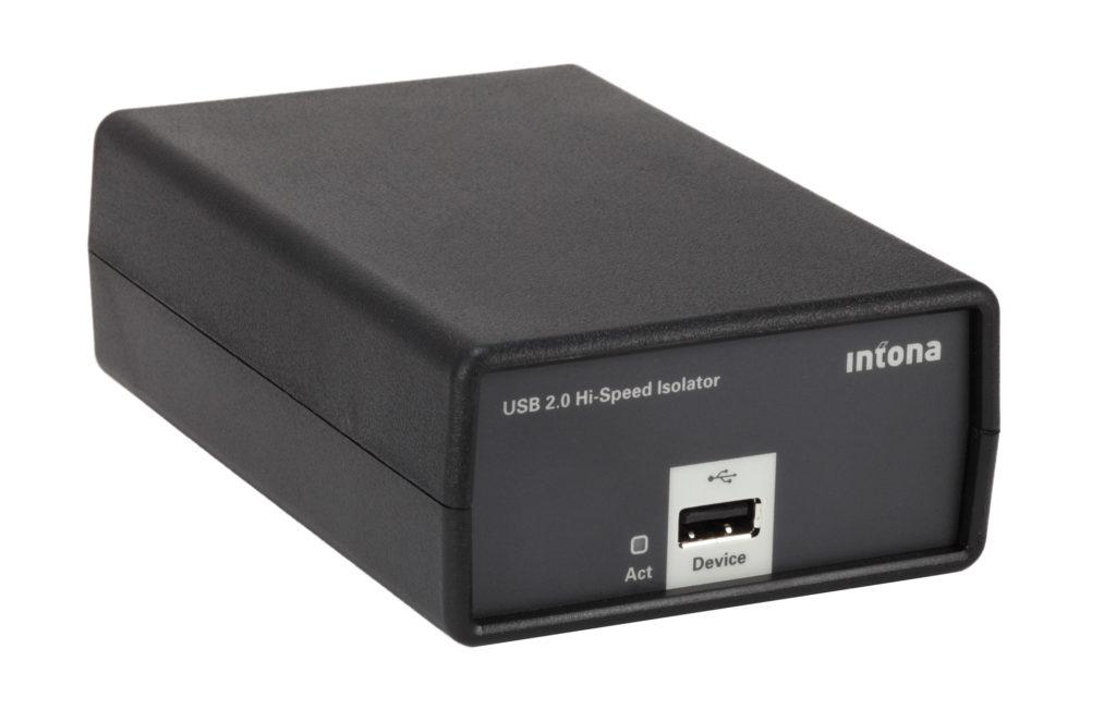 Intona High Speed USB Isolator - Black