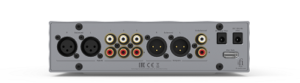 iFi Pro iCAN rear view of amp